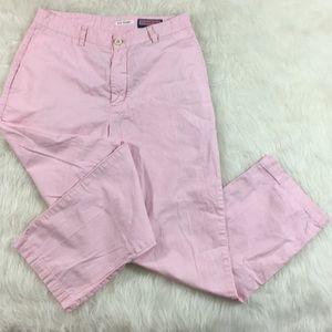 Vineyard vines men's Club pant in pink 32